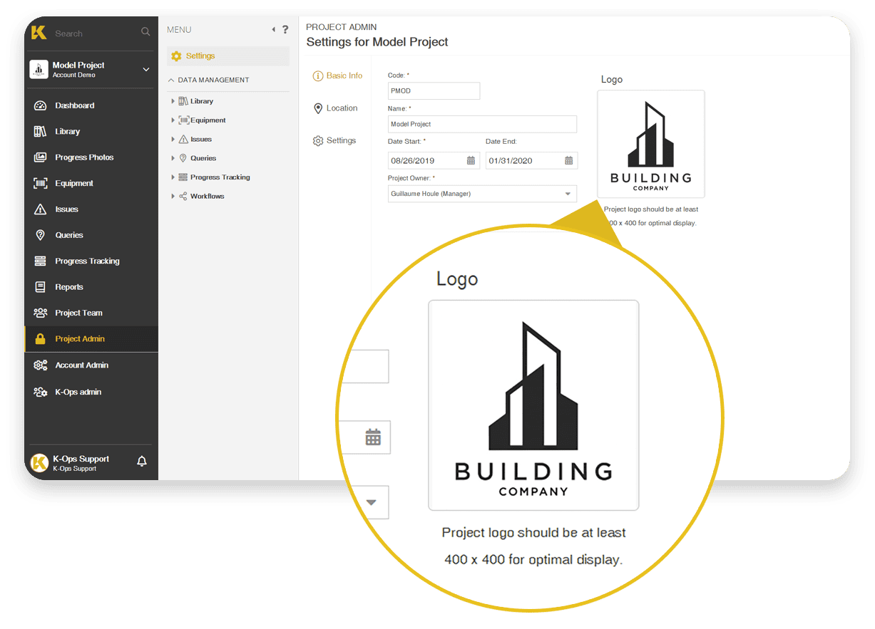 Customize your reports