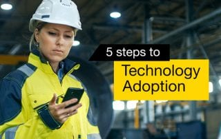 5 steps to technology adoption